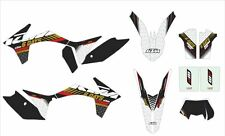 KTM  STICKERS KIT GRAFICHE SIX DAYS GERMANY EXC 12-13