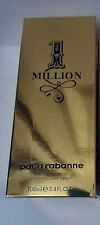 Paco Rabanne 1 Million 3.3 - 3.4oz 100ml Men Eau de Toilette Original