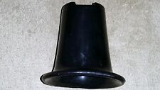 WW2 GERMAN ARMY BLACK BAKELITE CANTEEN CUP - MARKED & DATED REPRODUCTION