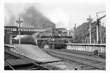 rp5150 - Steam Trains in Brockenhurst Railway Station , Hampshire - photo 6x4