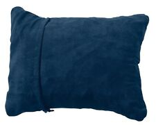 THERM-A-REST COMPRESSIBLE PILLOW CAMPING BACKPACKING SLEEPING DENIM MEDIUM