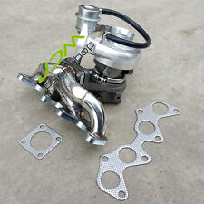 Upgraded CT9 Turbo + SS manifold for Toyota starlet 4EFTE Glanza EP82  EP91