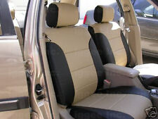 HONDA ACCORD 2003-2012 IGGEE S.LEATHER CUSTOM FIT SEAT COVER 13COLORS AVAILABLE
