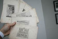 R1158   FORTY  yes 40   BOOKPLATES OF LONDON   Amazing hoard all antique !