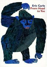From Head to Toe Board Book, Eric Carle, Good Book