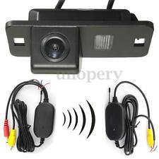 Wireless Rear View Reverse Camera CCD For BMW 1 3 5 Series E39 E46 E53 E82 X5 X3