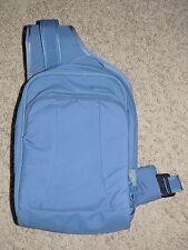 Pacsafe Metrosafe 150 GII Anti-Theft Cross Body Sling Bag, Midnight Blue