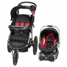 FACTORY NEW Baby Trend Range Travel System Car Seat Jogging Stroller