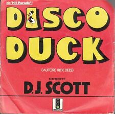 13465  DJ SCOTT  DISCO DUCK