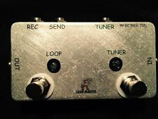 Loop Master Pedals 1 Loop w/Tuner Mute Looper IN STOCK Switcher Loop