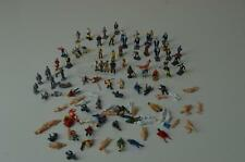 Lot of 60 plus figurines-Merten-Circus craft-Weston-Preiser-Metal and plastic-