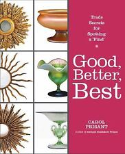 "Good, Better, Best: Trade Secrets for Spotting a ""Find"""