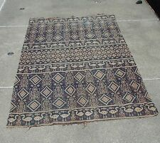 Rare Antique Ikat Sumba Hinggi Style But Likely Ende Flores
