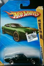 Hot Wheels | '67 Shelby GT-500 (Green)