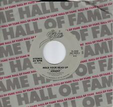 ARGENT  Hold Your Head Up / God Gave Rock And Roll To You 45