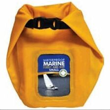 Marine Small First Aid Kit in Waterproof Pouch - Perfect for Small Boats!