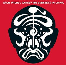 JEAN MICHEL JARRE - THE CONCERTS IN CHINA: REMASTERED 2CD ALBUM (2014)