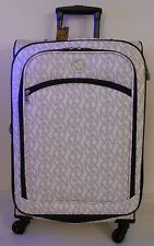 "SUITCASE 4 WHEEL SPINNER 26"" WHEELED NX XN DESIGN LUGGAGE ROLLING TRAVEL Bag"