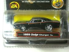 Maisto Need For Speed Undercover 1969 Dodge Charger R/T Die Cast Toy Scale 1:64