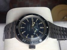 "USSR amphibian watch Vostok automatic ""dude in bubble"" blue dial submarine *"