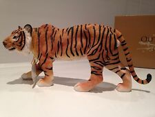 Standing Tiger Ornament Figurine Figure Gift Present 20cm Long