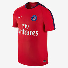 Nike paris saint-germain psg flash ss training shirt jersey 686761-657 neuf l