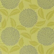 2 rolls Ceres lime wallpaper DAMPCE106 Sanderson Amari NEW