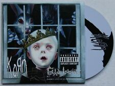 Korn Twisted Transistor Rare Advance Cardcover CDS