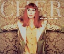 Strong Enough/Believe [Maxi Single] by Cher (CD, May-1999, Warner Bros.)
