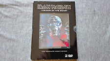 "IRON MAIDEN - ""VISIONS OF THE BEATS"" - DOUBLE DVD"