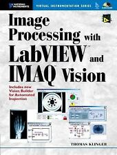 Image Processing with LabVIEW and IMAQ Vision-ExLibrary