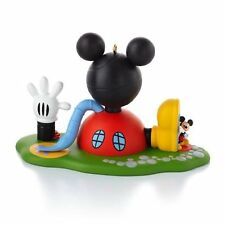 """2013 Hallmark """"Mickey Mouse Clubhouse"""" Ornament - Disney Junior - Mouseketeers"""
