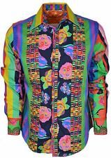 NEW Robert Graham Classic Fit THE RED SEA Pop Art Limited Edition Sport Shirt