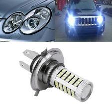DC 12V H4 2835 63 LED 6000K Car Projector Fog Driving Light Bulb White New