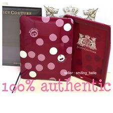 New Juicy Couture I love dotty polka dot ipad case cover protector