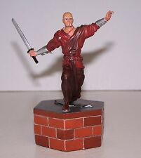 "Batman Begins Ken Watanabe as Ra's Al Ghul  4"" Mini Statue NIB DC Direct"