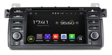 Autoradio Naviceiver ANDROID 4.4 A9 WIFI Bluetoot GPS Navi für BMW 3 E46 M3