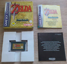 Gameboy Advance (GBA) // Zelda - A Link to the Past + OVP + Anleitung //dt. CIB