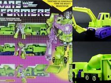 Top Neu Transformers G1 devastator long haul Scrapper Avenger Kinder Spielzeug