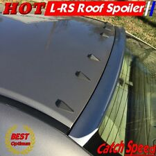 Unpainted LRS Type Roof Spoiler Wing For Infiniti G35 G37 4D Sedan 2008~2010 ♘