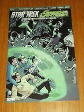 STAR TREK GREEN LANTERN SPECTRUM WAR #5 IDW DC COMICS COVER A