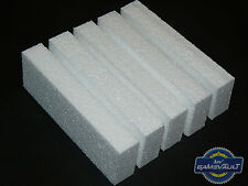 5 x Replacement Polystyrene Blocks Poly Insert for NES Game Box - 1st Class Post