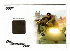 James Bond 2014 Archives JBR37 Hovercraft seat card 105/500