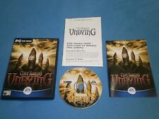 CLIVE BARKER'S UNDYING   game for PC CD-ROM *Windows 98 95