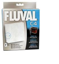 Fluval C4 Hang On Tank Filter Stage 1 And 2 Polyester and Foam Media 1 Pack