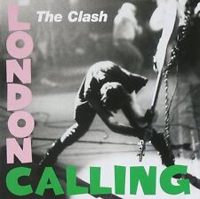The Clash - London Calling  REMASTERED / SONY RECORDS CD