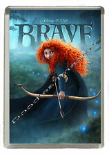 Disney - Brave - Film Poster Fridge Magnet - Jumbo Size 90mm x 60mm