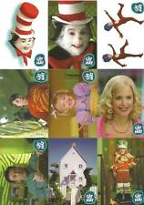 Cat In The Hat Full 72 Card Base Set of Trading Cards from Comic Images