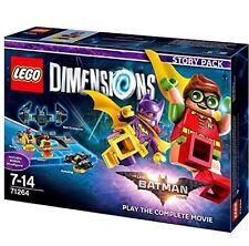 Lego Dimensions, Batman Movie Story Pack 71264, BRAND NEW SEALED, Multi-platform