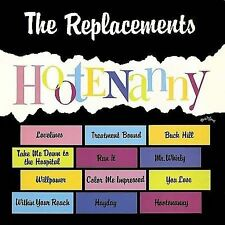 Hootenanny [Deluxe Edition] by The Replacements (CD, May-2008, Rhino (Label))